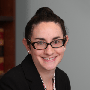 Senior Associate Michelle Dantuono