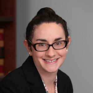 Senior Associate Michelle Dantuono