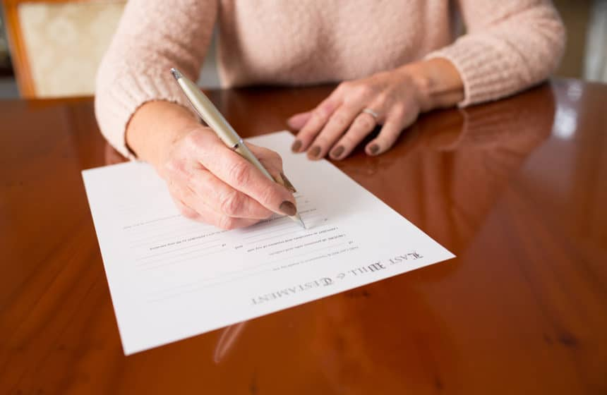 Wills Do Not Avoid Probate