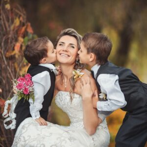 The Business Side of a Second Marriage