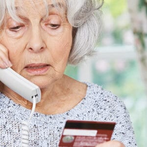 Let's Help Prevent Seniors From Falling Victim to Fraud